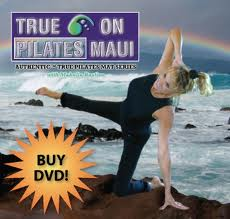 Pilates On Maui DVD Mabelle Bastien